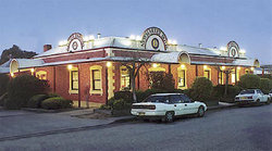 Newmarket Hotel Albury - WA Accommodation