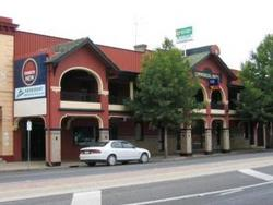 Commercial Hotel Benalla - WA Accommodation