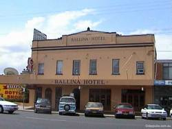 Ballina Hotel - WA Accommodation