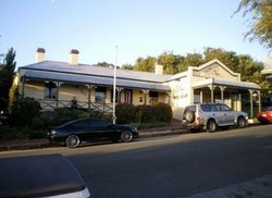 Earl of Spencer Historic Inn - WA Accommodation