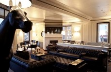Polo Lounge - The Oxford Hotel - WA Accommodation