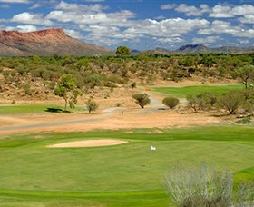 Alice Springs Golf Club - WA Accommodation