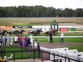 Pinjarra Race Club - WA Accommodation