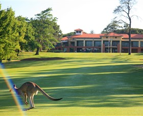 Royal Canberra Golf Club - WA Accommodation
