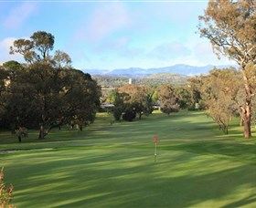 Federal Golf Club - WA Accommodation