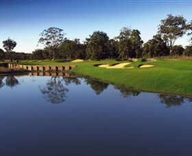 Kooindah Waters Golf Club - WA Accommodation