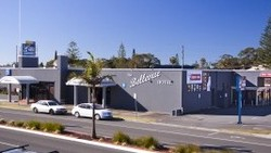 Bellevue Hotel Tuncurry - WA Accommodation