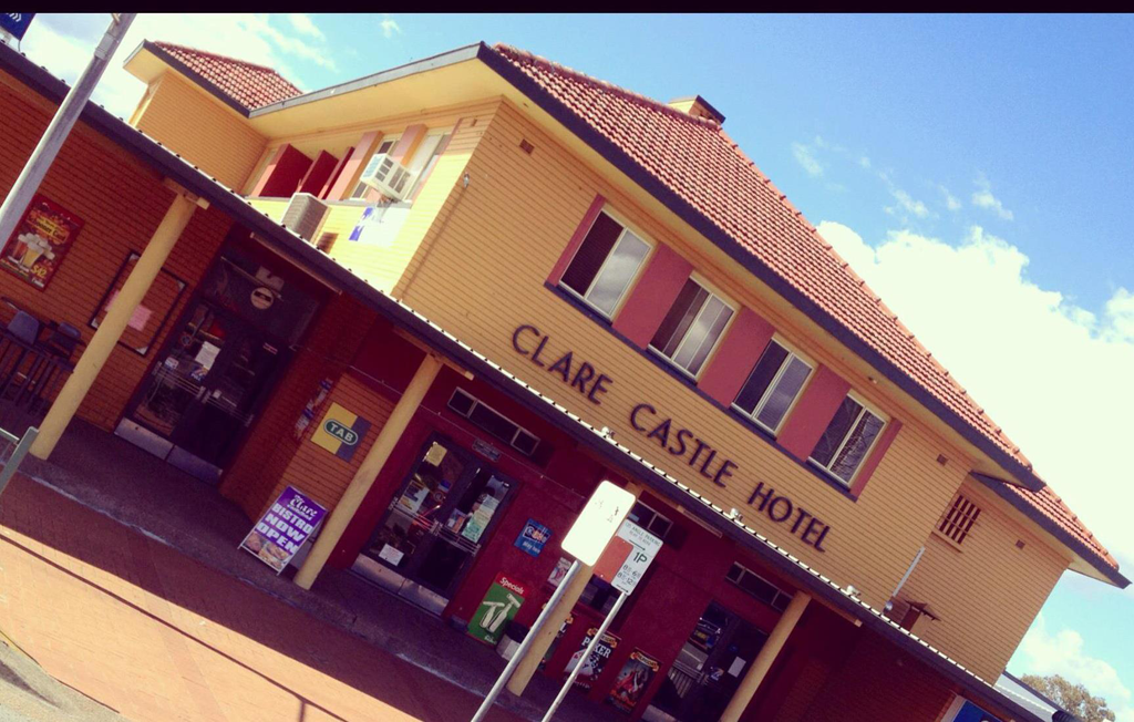 Clare Castle Hotel - WA Accommodation