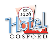 Hotel Gosford - WA Accommodation