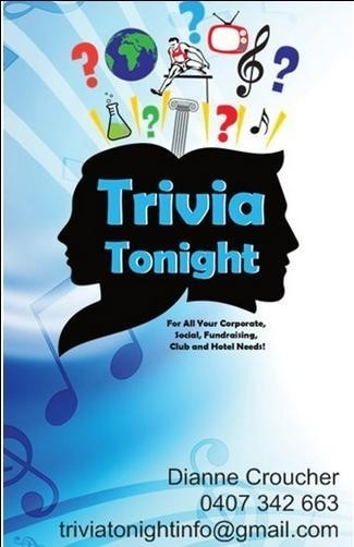 Trivia Tonight - WA Accommodation