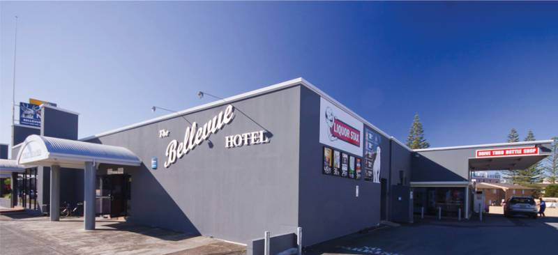 Bellevue Hotel - WA Accommodation