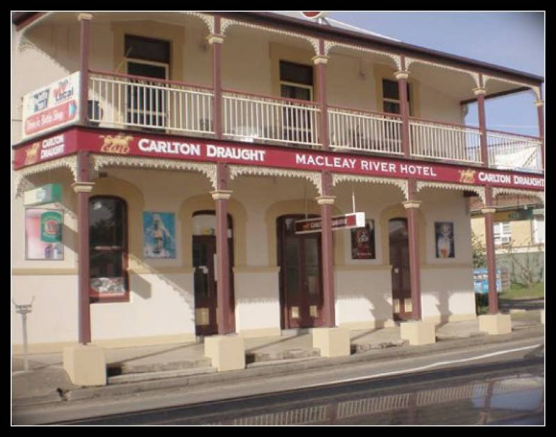 Macleay River Hotel - WA Accommodation