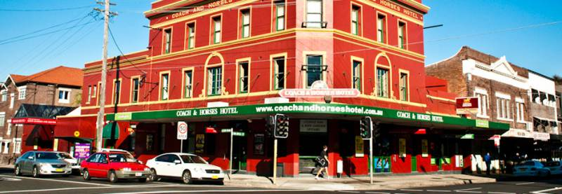 The Coach  Horses Hotel - WA Accommodation