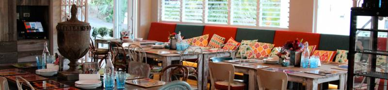 Bohemian Bungalow Restaurant  Bar - WA Accommodation