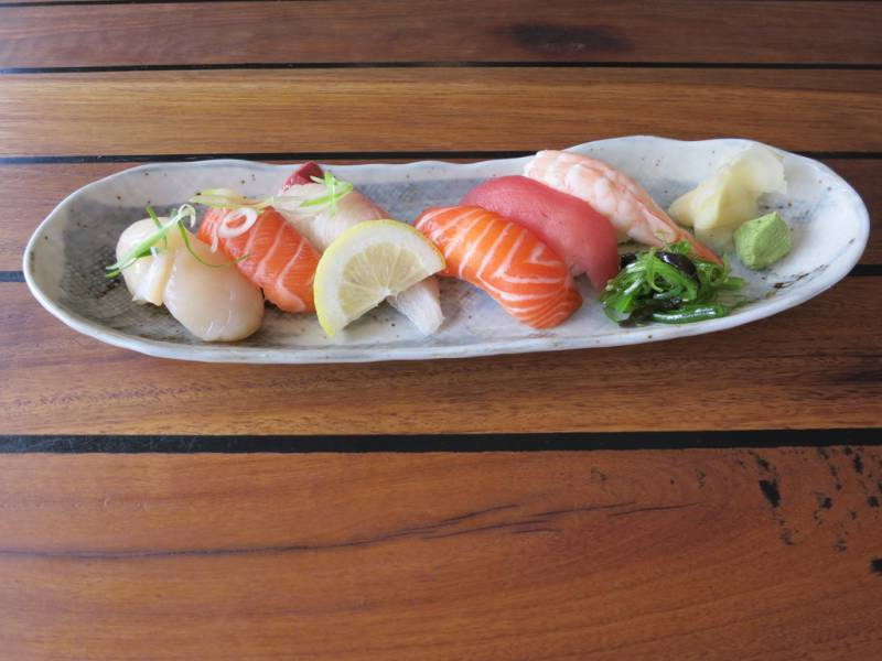 Sabi Sushi Cafe - WA Accommodation