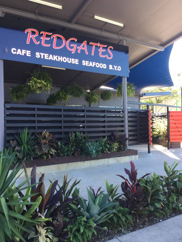 Redgates Caf Steakhouse Seafood - WA Accommodation