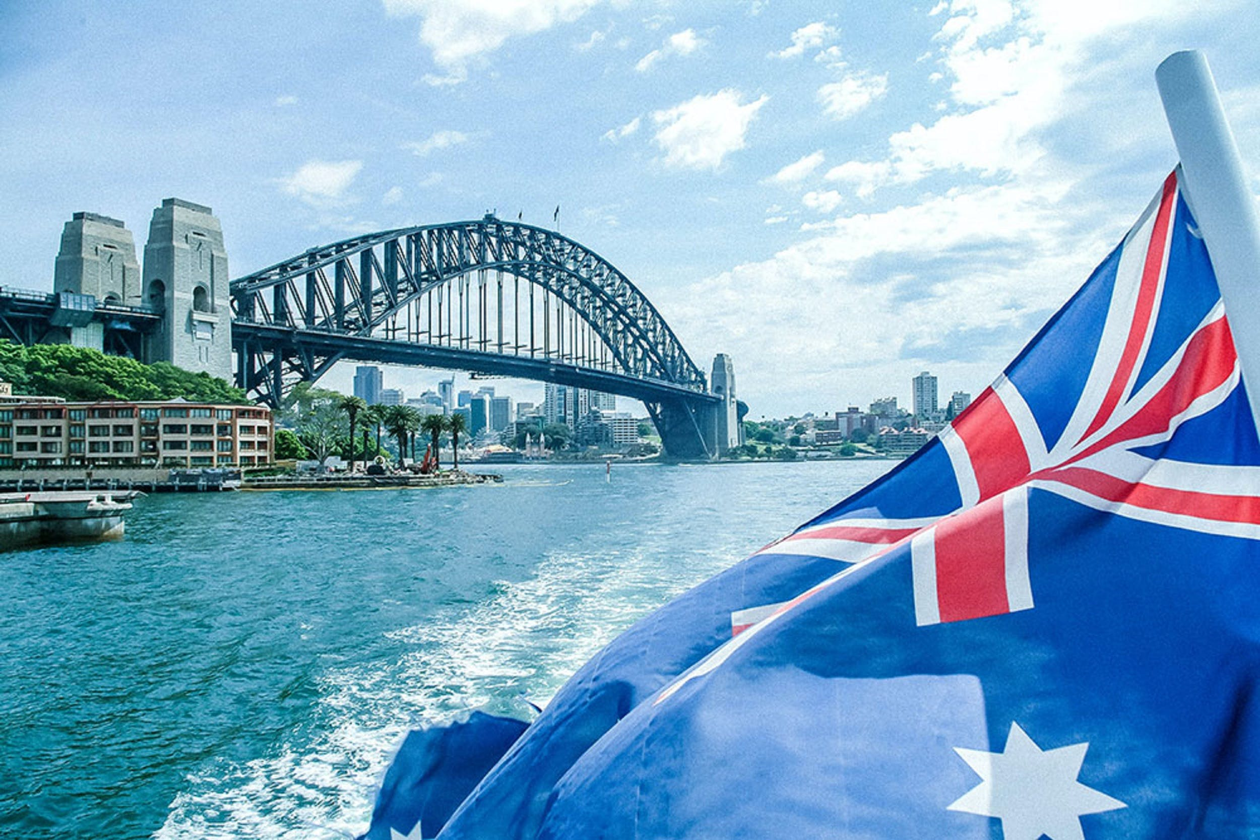 Australia Day Lunch and Dinner Cruises On Sydney Harbour with Sydney Showboats - WA Accommodation