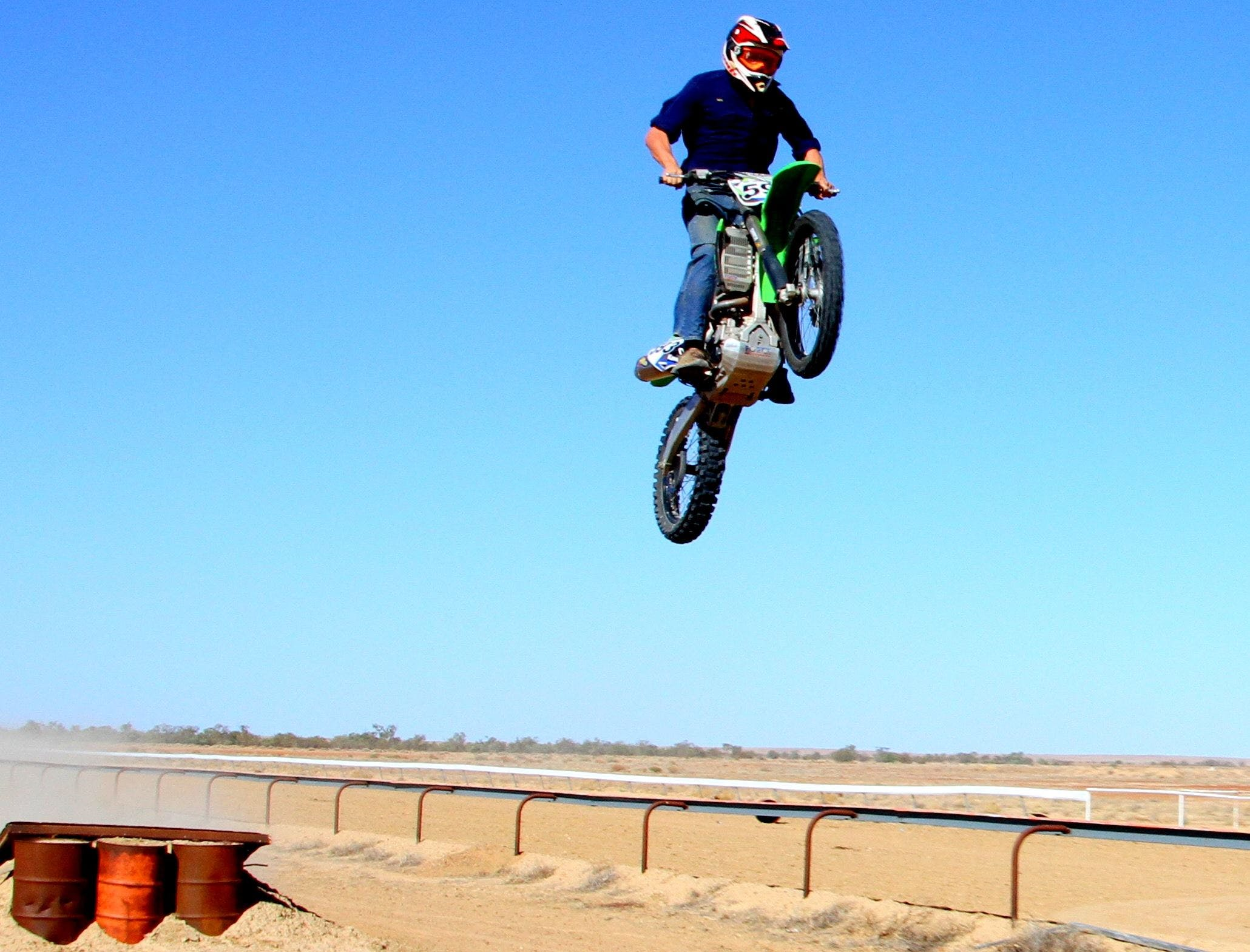 Betoota Horse and Motorbike Gymkhana - WA Accommodation