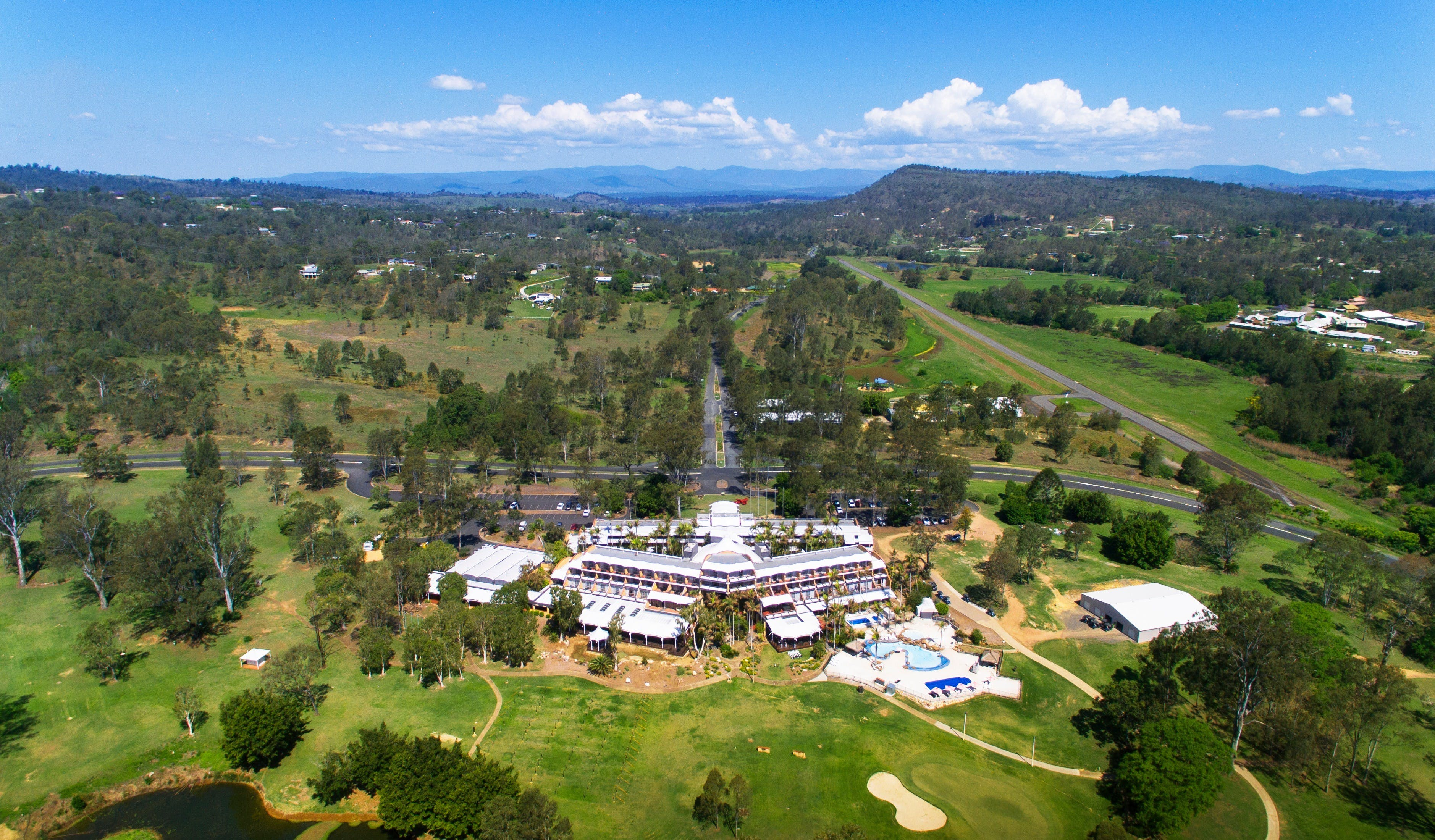 Christmas In July at The Kooralbyn ValleyResort - WA Accommodation