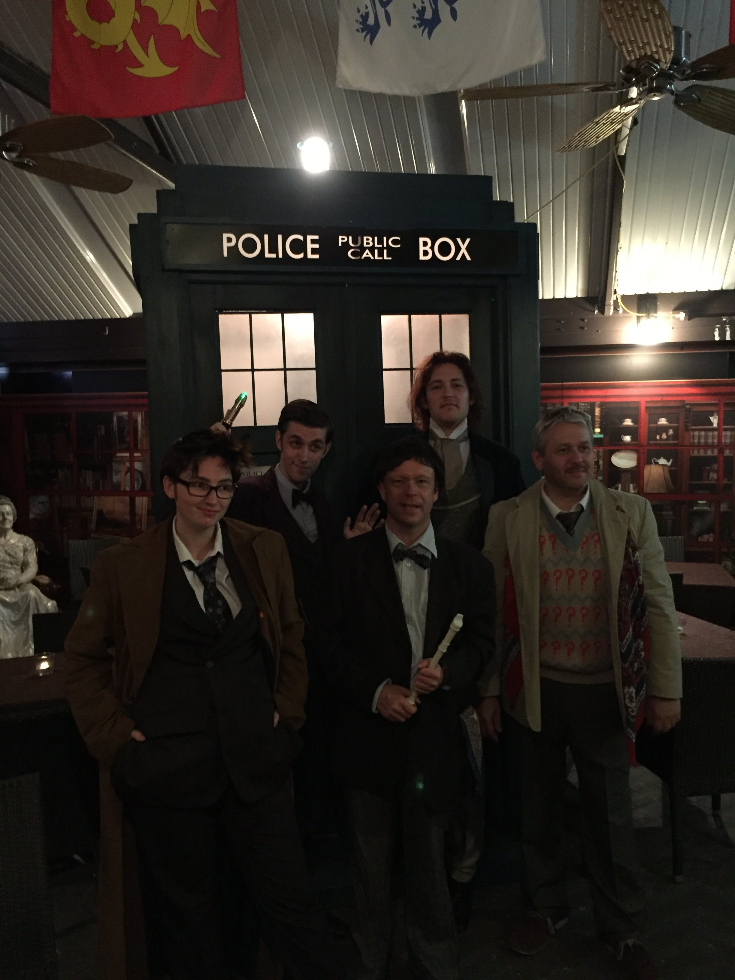 Dr Who Quiz Night - WA Accommodation
