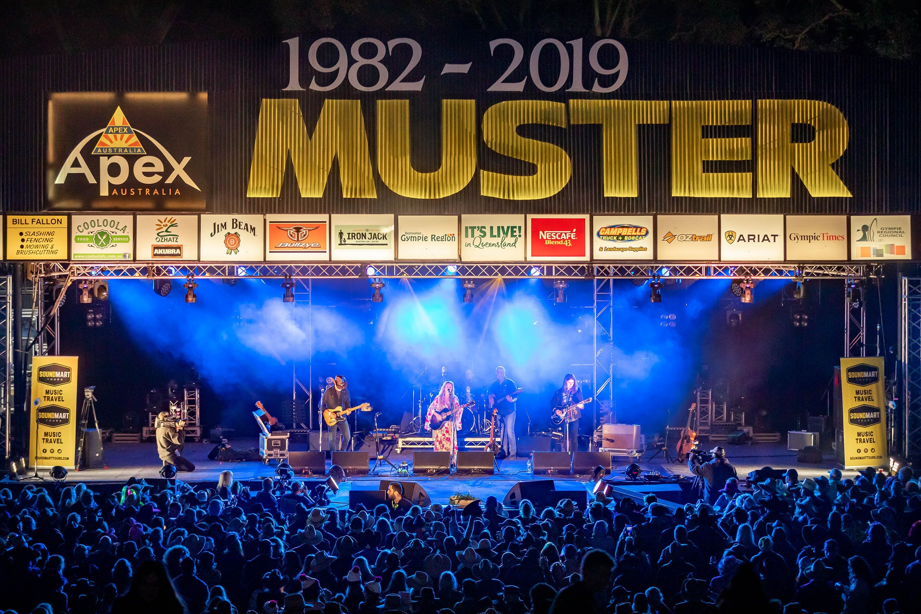 Gympie Music Muster - WA Accommodation