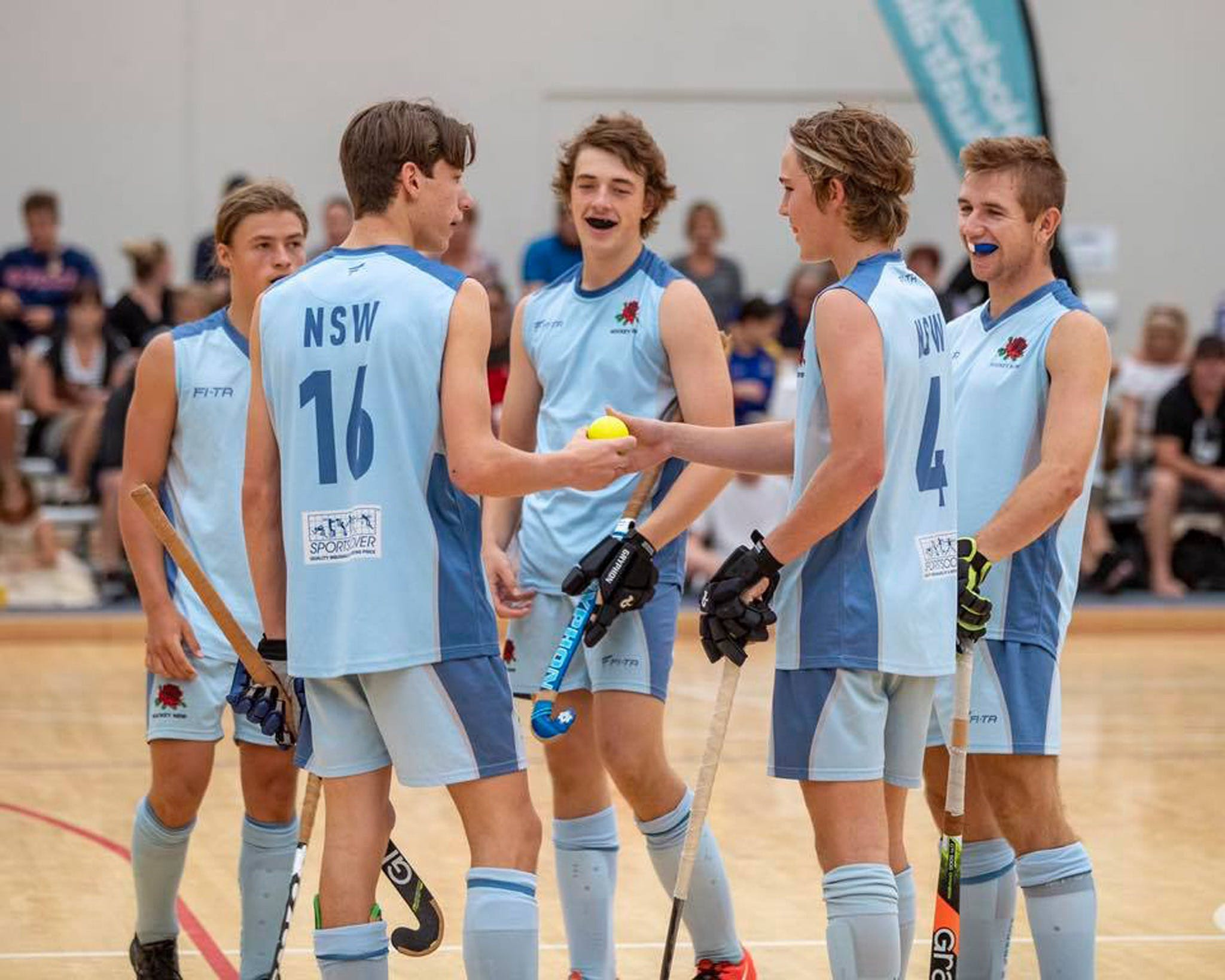 Hockey NSW Indoor State Championship  Open Men - WA Accommodation