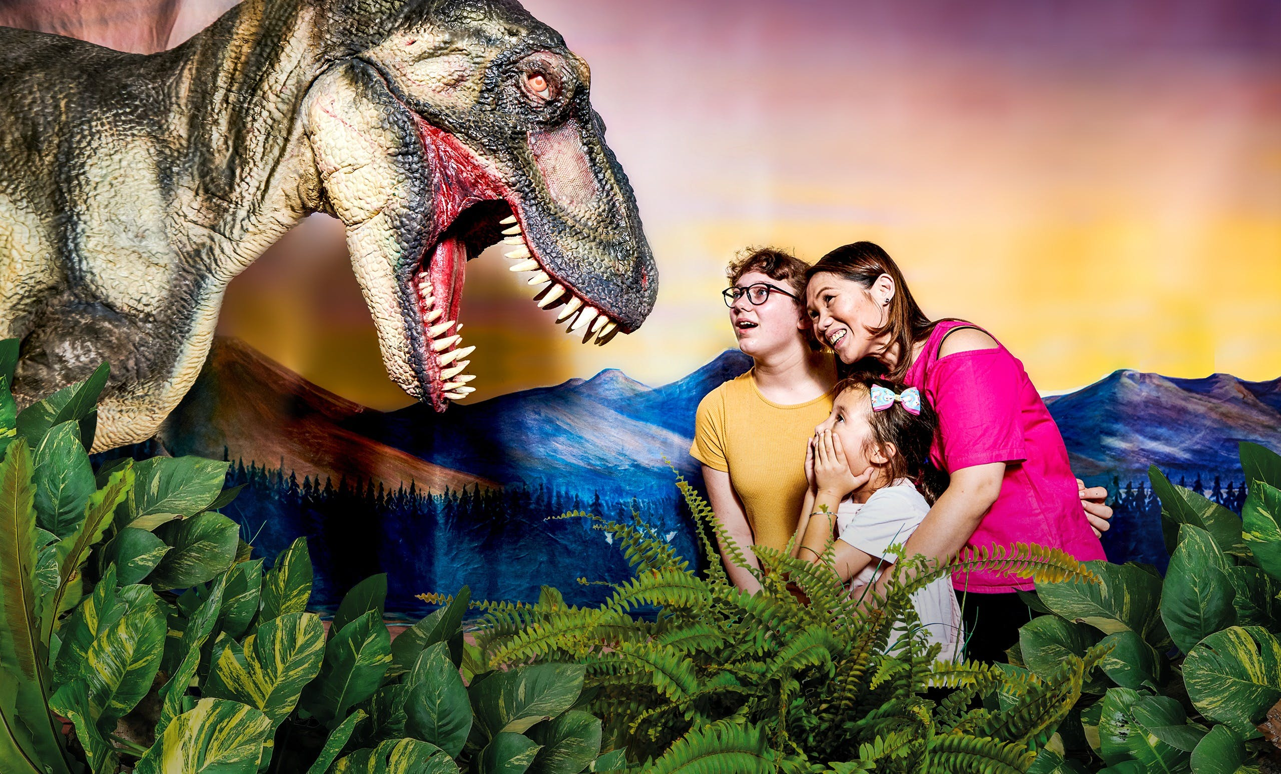 Meet the Dinosaurs at Scitech - WA Accommodation