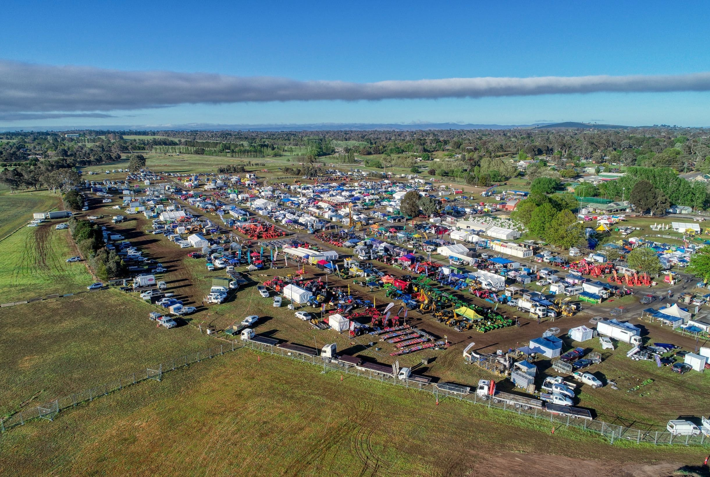 Murrumbateman Field Days - WA Accommodation
