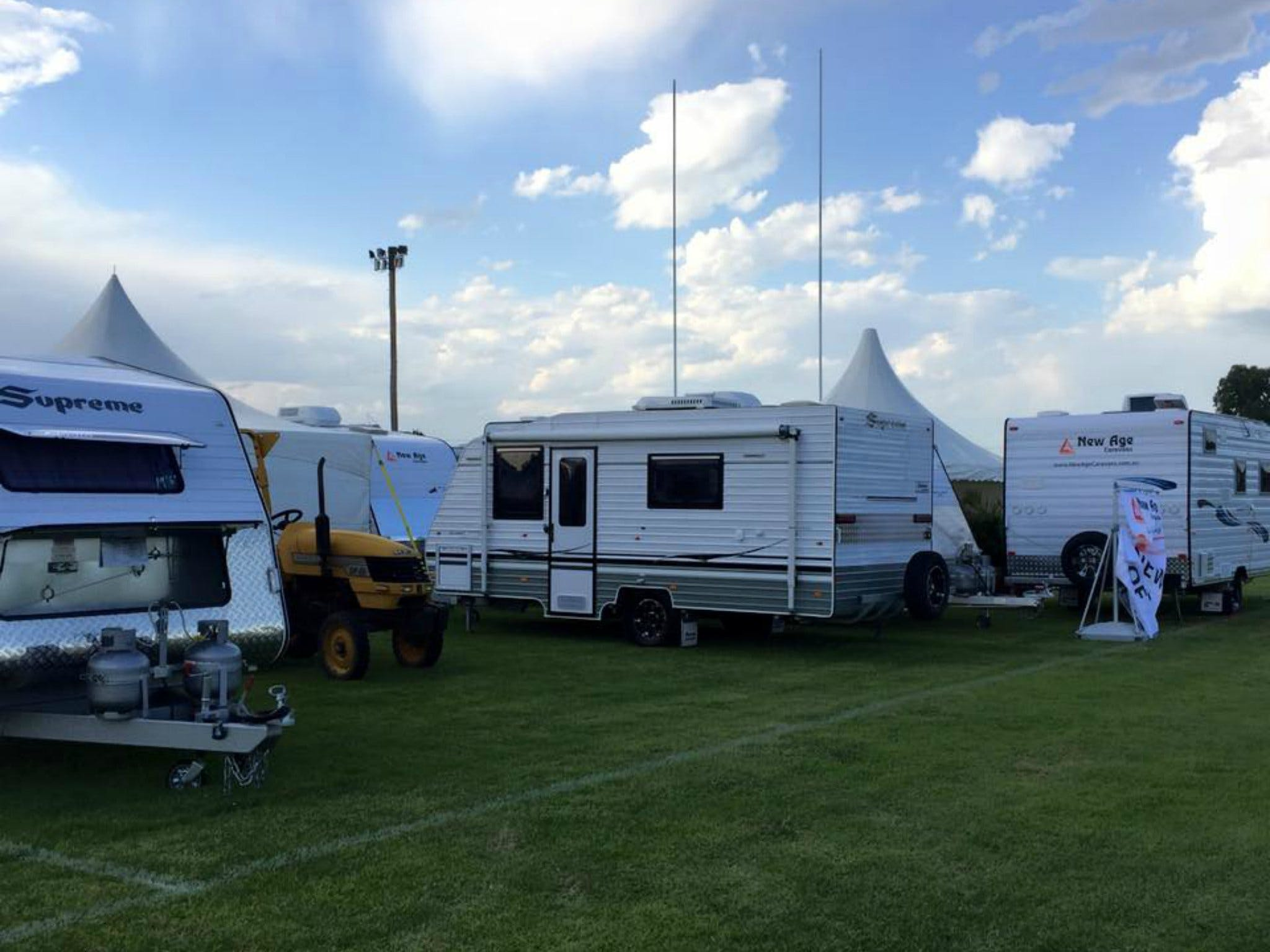 Northern Inland 4x4 Fishing Caravan and Camping Expo - WA Accommodation