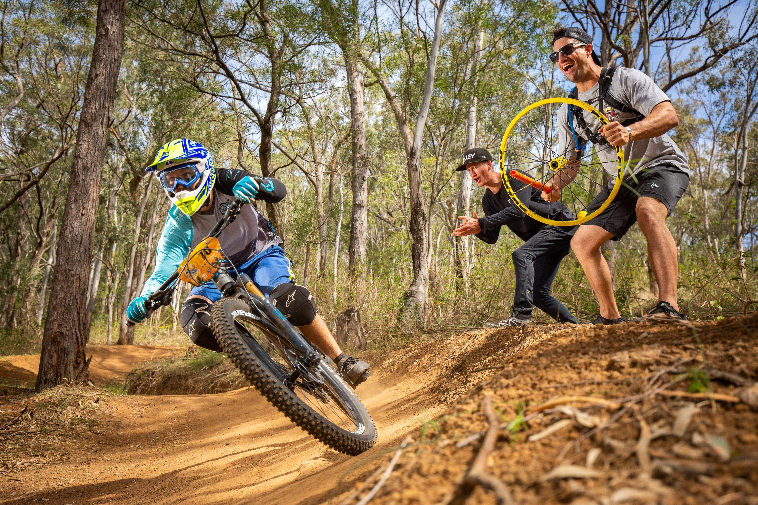 NSW State Downhill Mountain Bike Championships - WA Accommodation