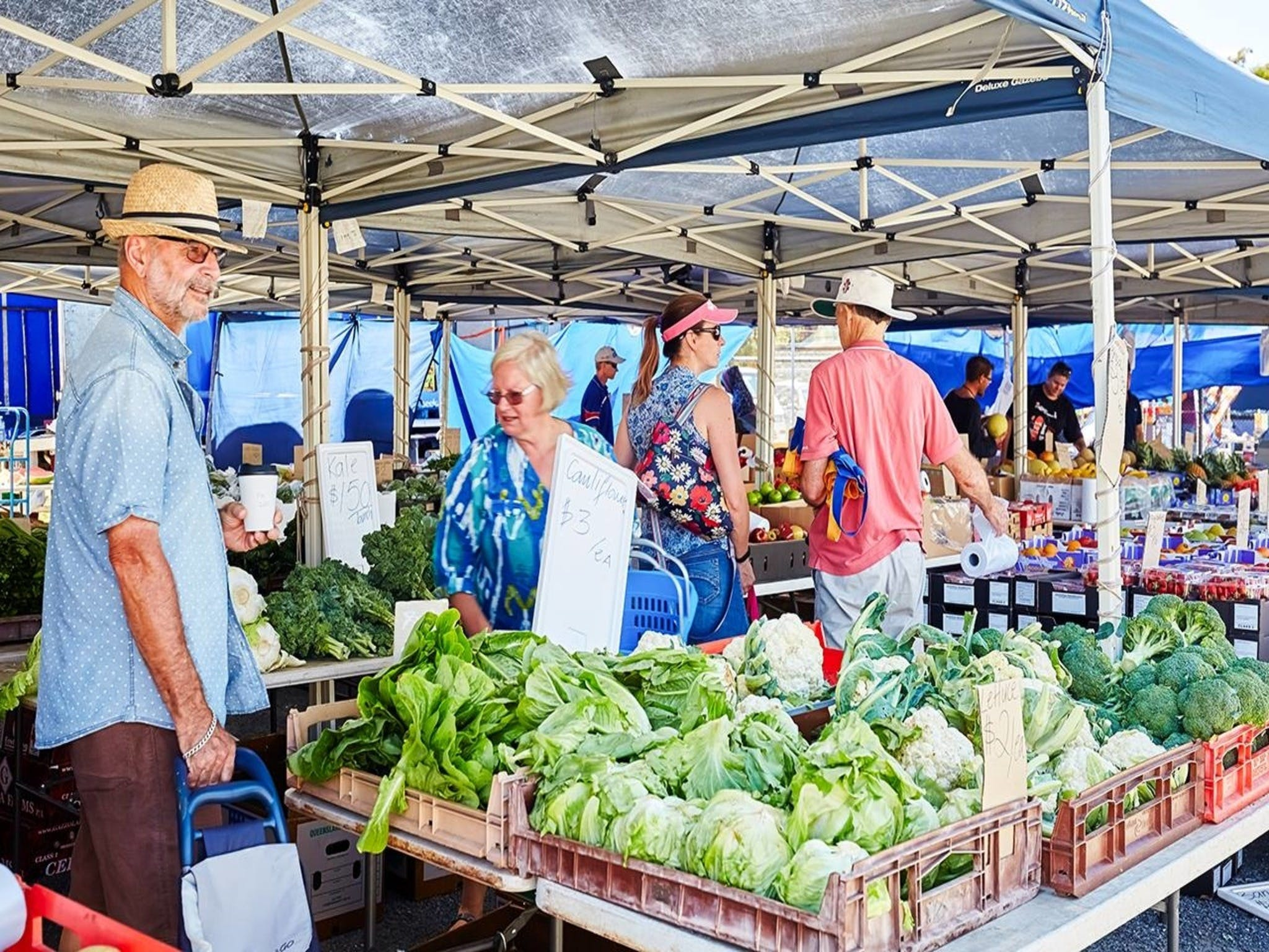 Nundah Farmers Market - WA Accommodation