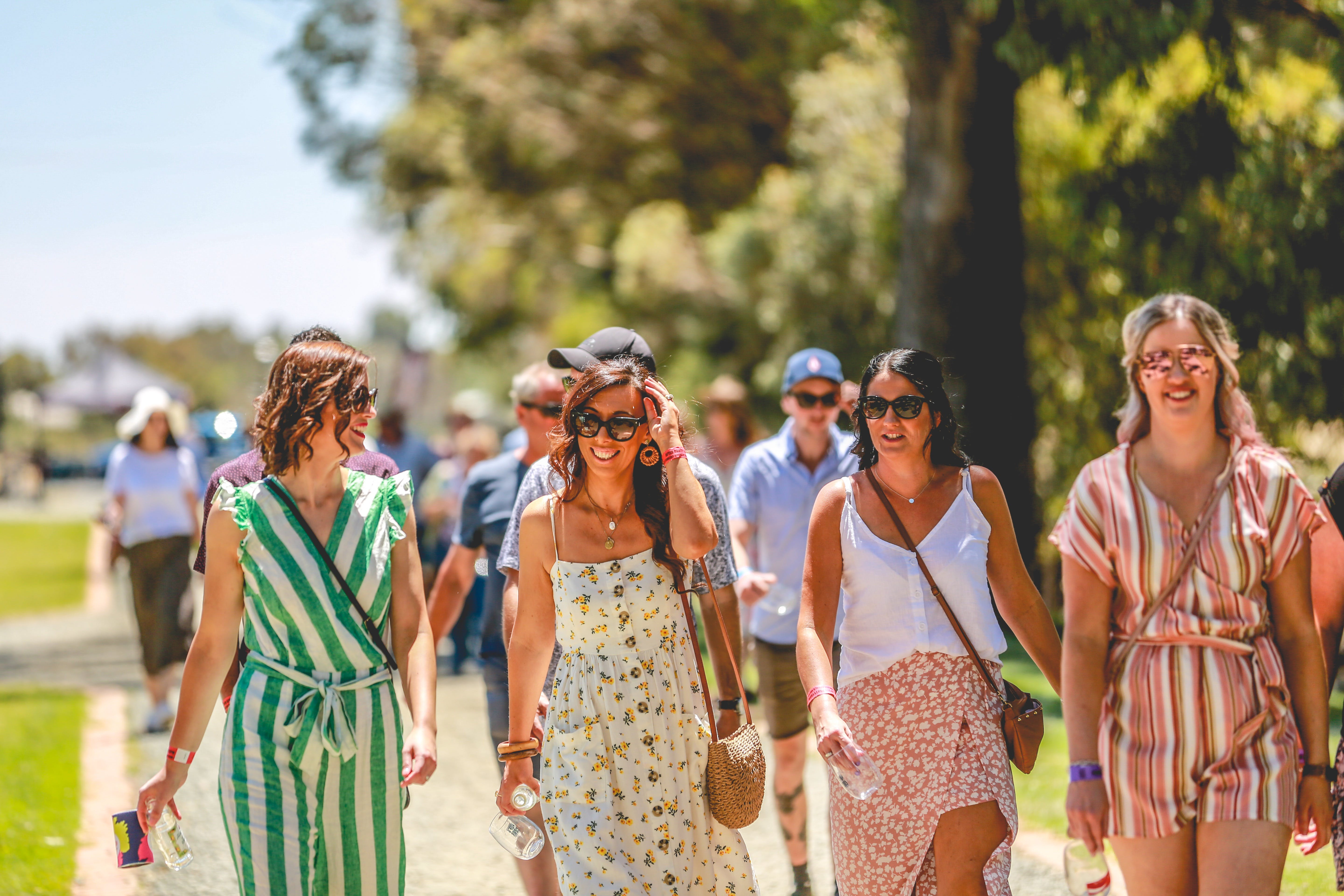 Perricoota Pop and Pour Festival - Echuca Moama - WA Accommodation