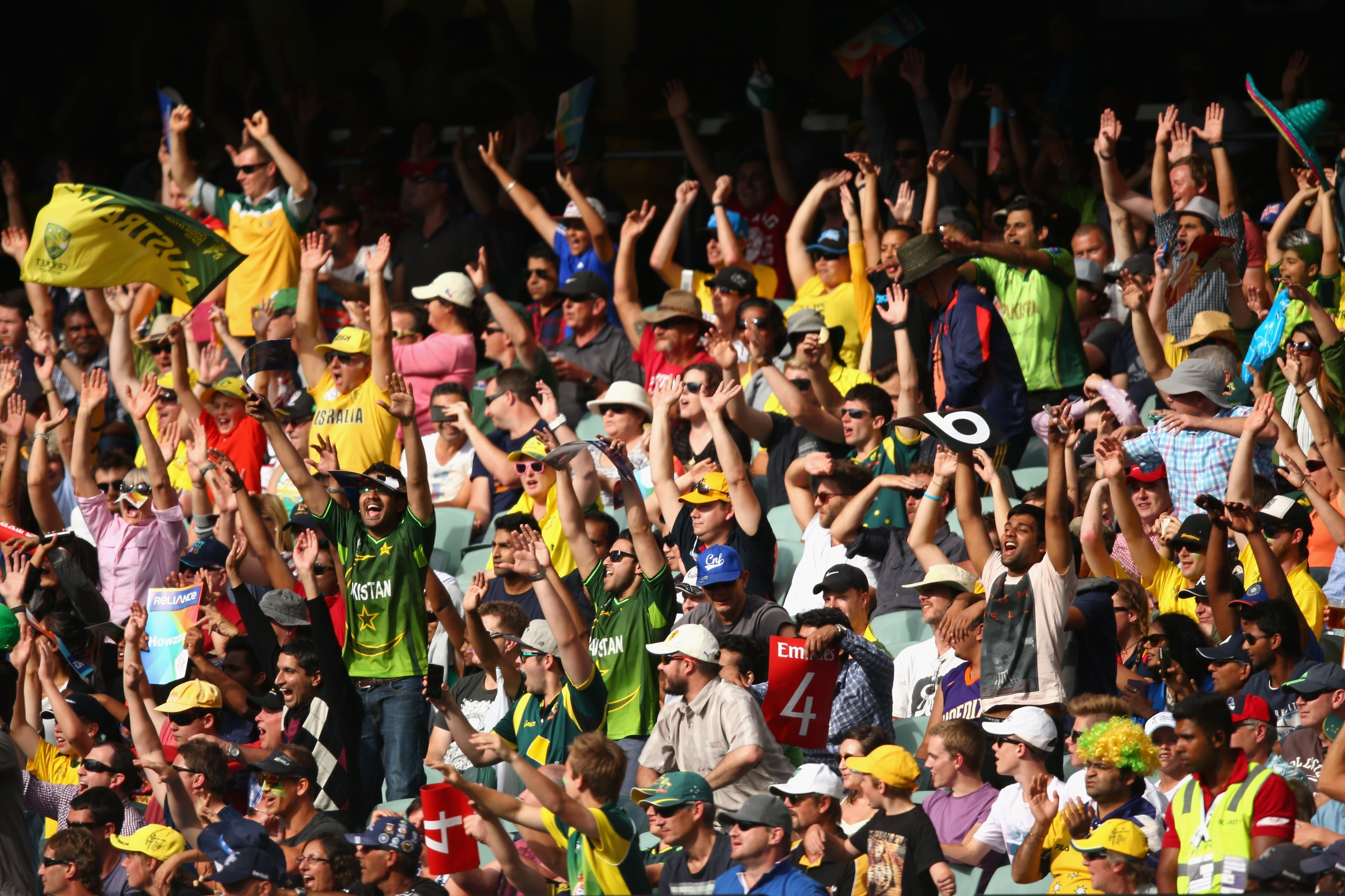 T20 World Cup Men's Double Header Pakistan versus New Zealand and Australia v A1 - WA Accommodation