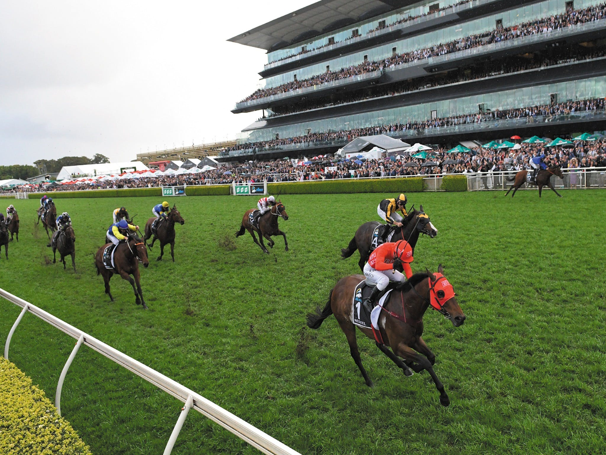 The TAB Everest The Worlds Richest Race On Turf - WA Accommodation