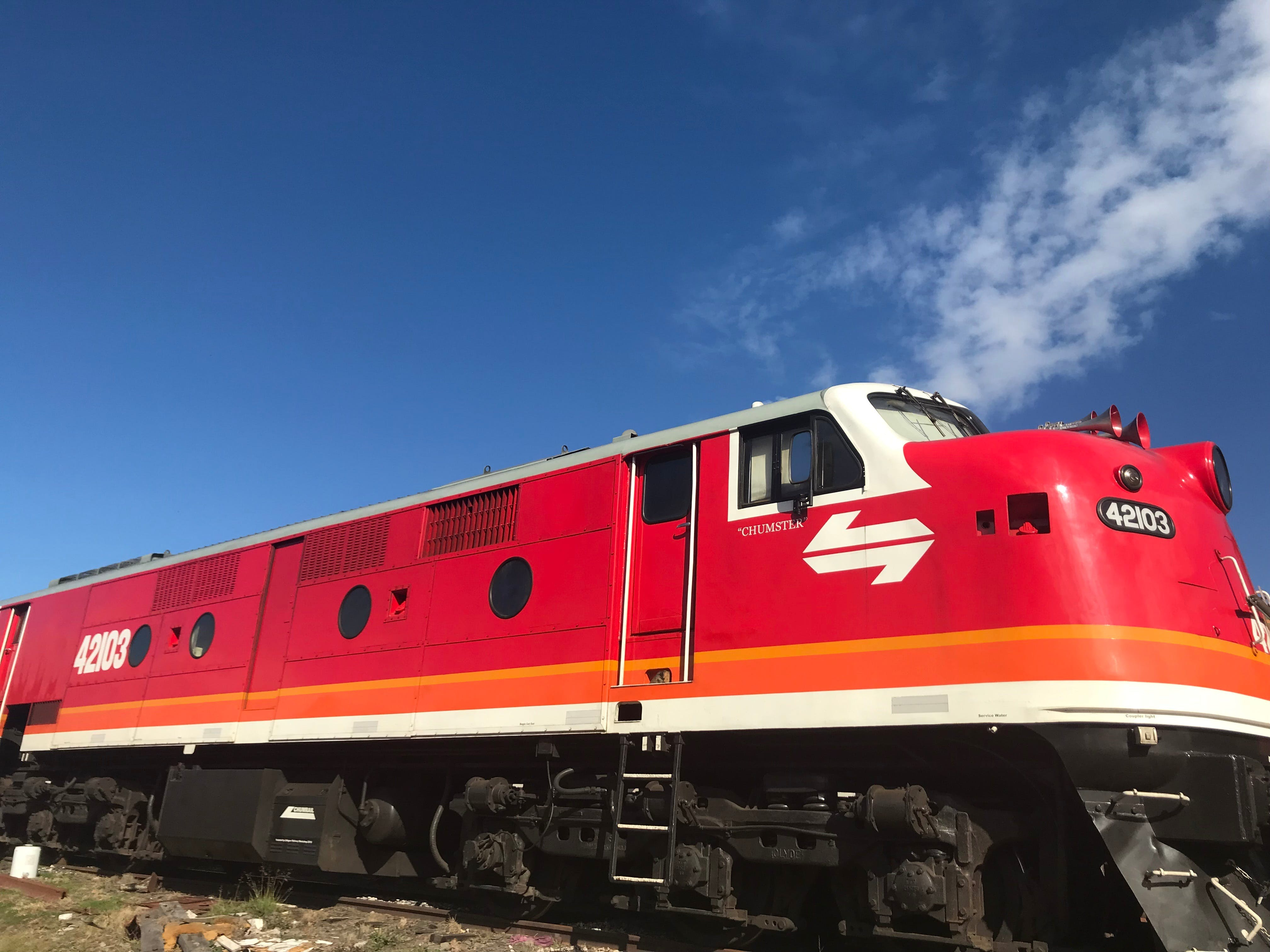 The New Englander Rail Experience - WA Accommodation