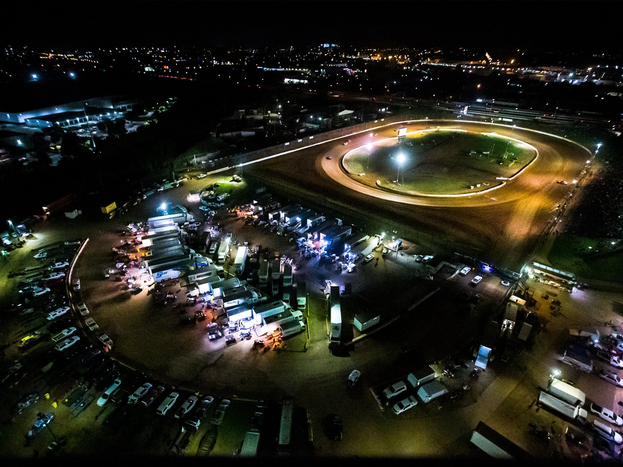 Valvoline Raceway's Opening Night - WA Accommodation