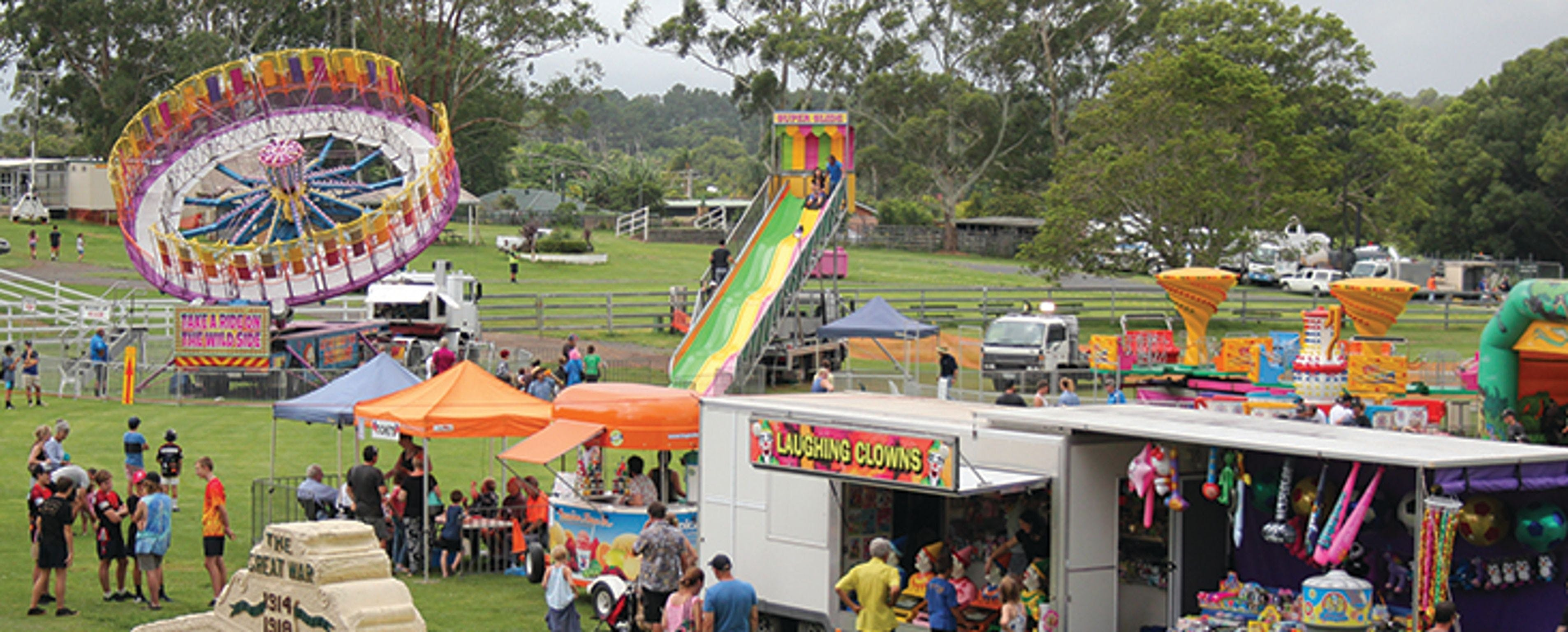 Alstonville Agricultural Society Show - WA Accommodation