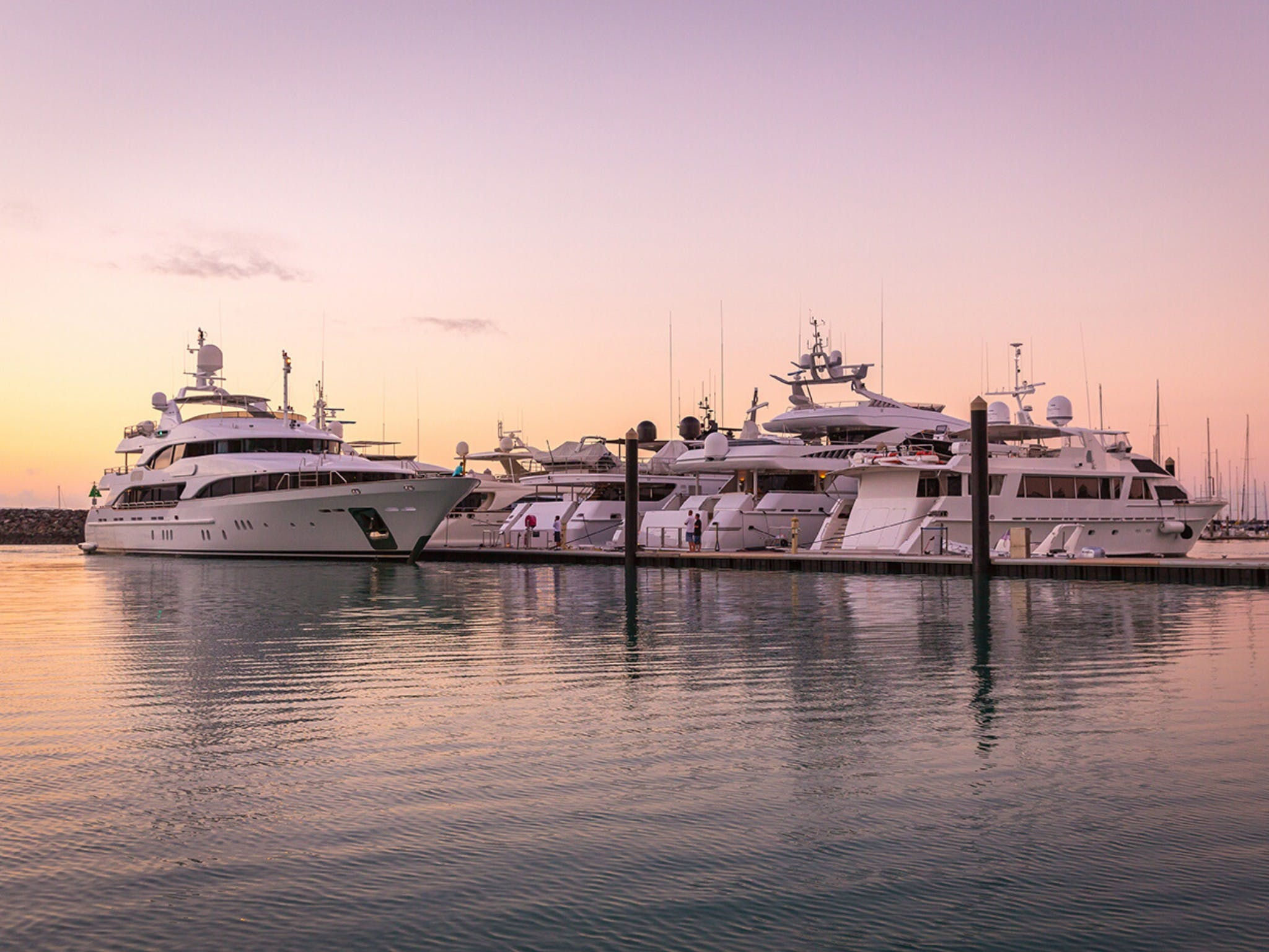 Australian Superyacht Rendezvous - Great Barrier Reef edition - WA Accommodation