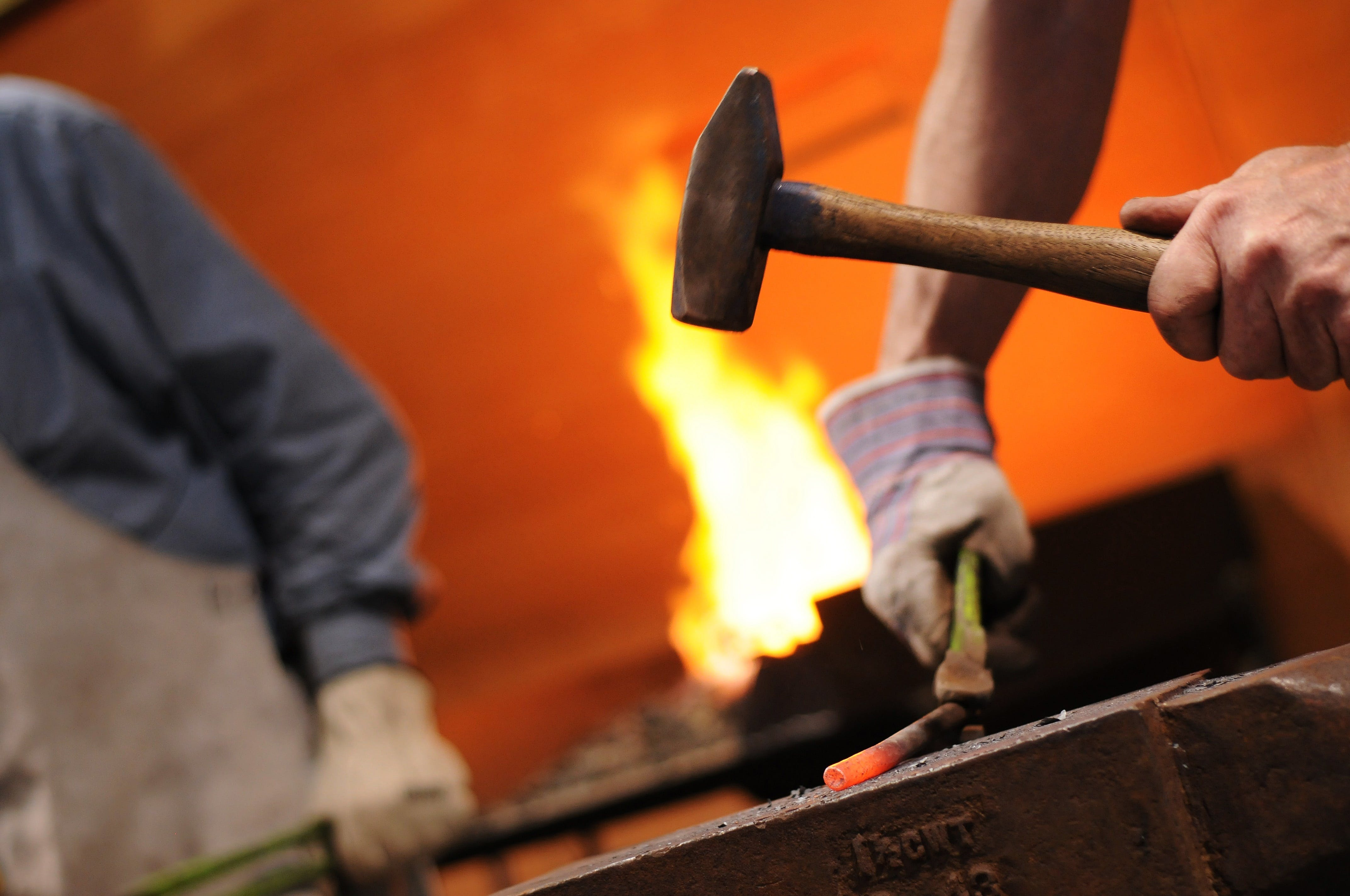Blacksmithing Advanced Workshop - WA Accommodation