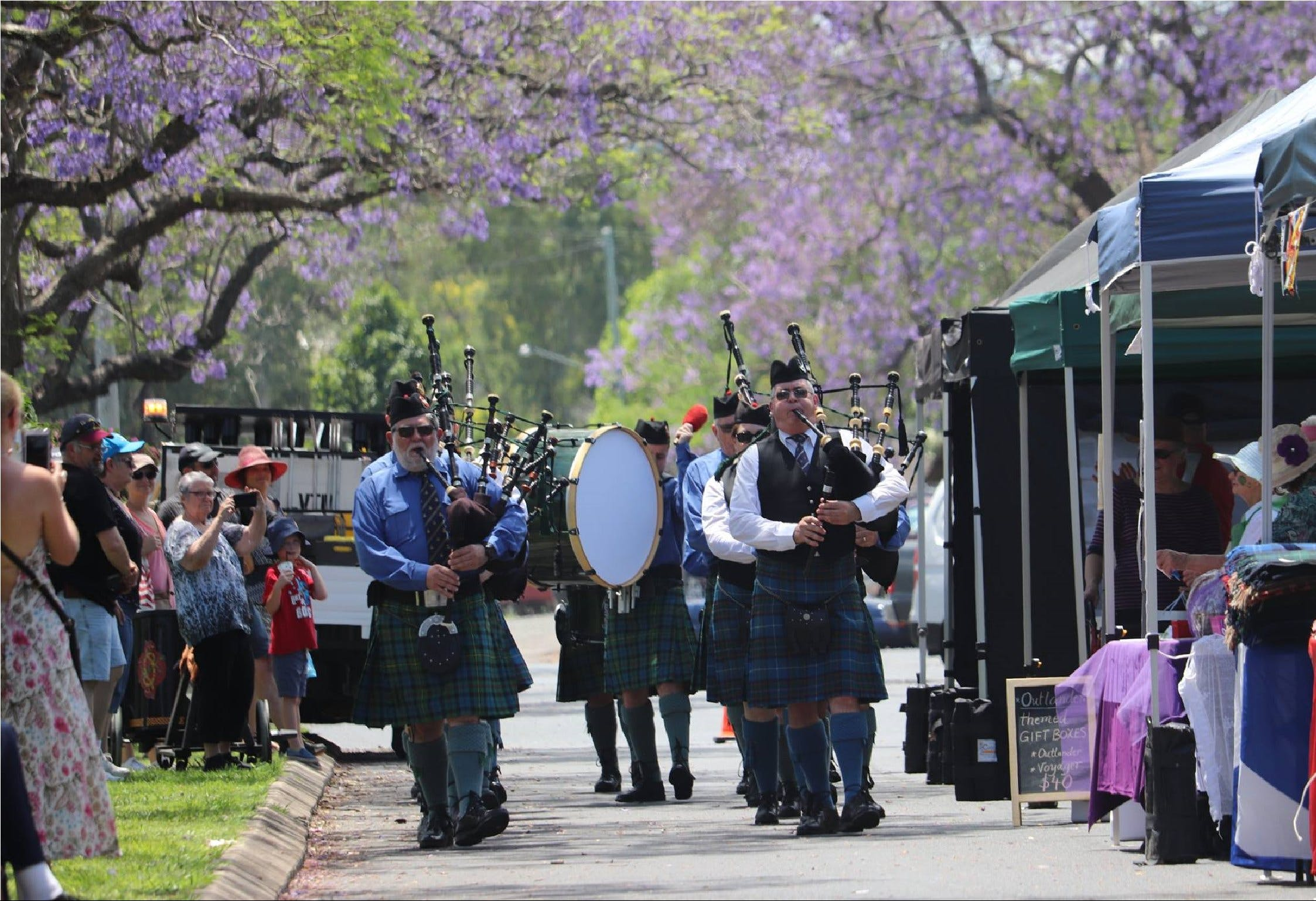 Celtic Festival of Queensland - WA Accommodation