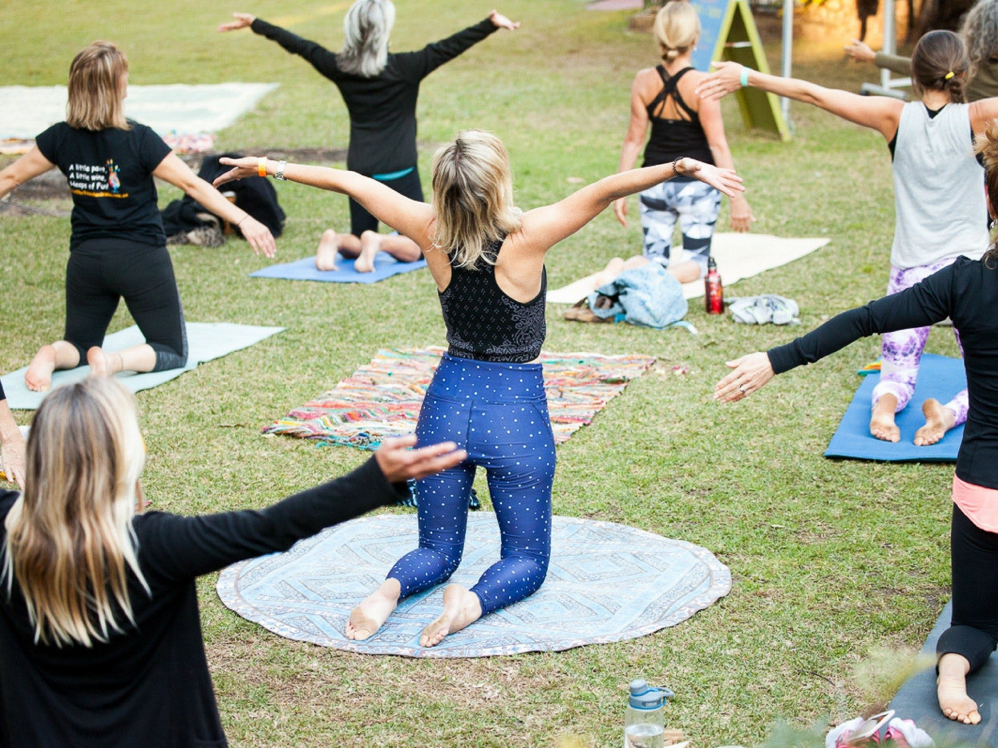 Ekam Yoga Festival - WA Accommodation