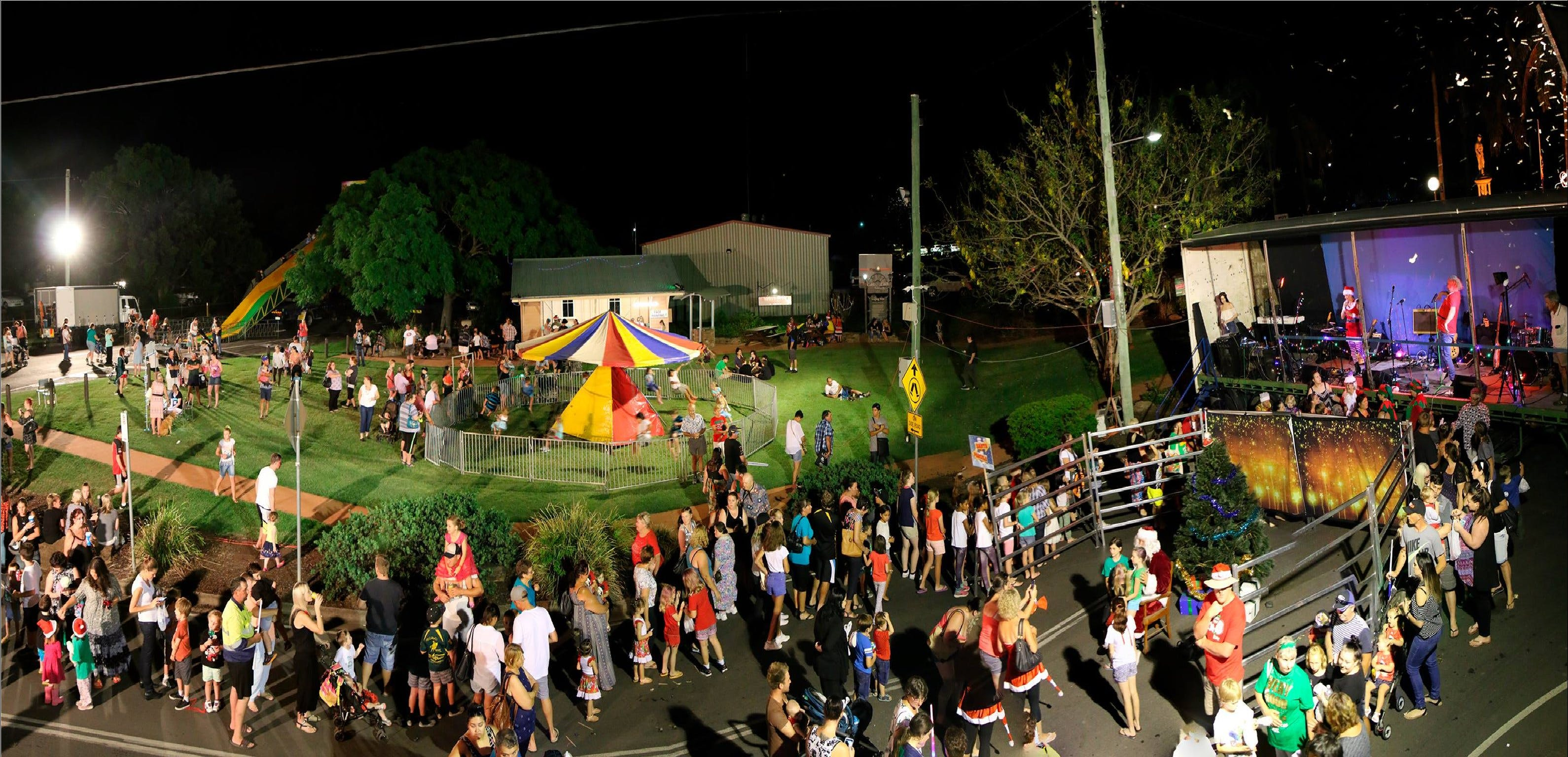 Forest Hill Christmas Festival - WA Accommodation