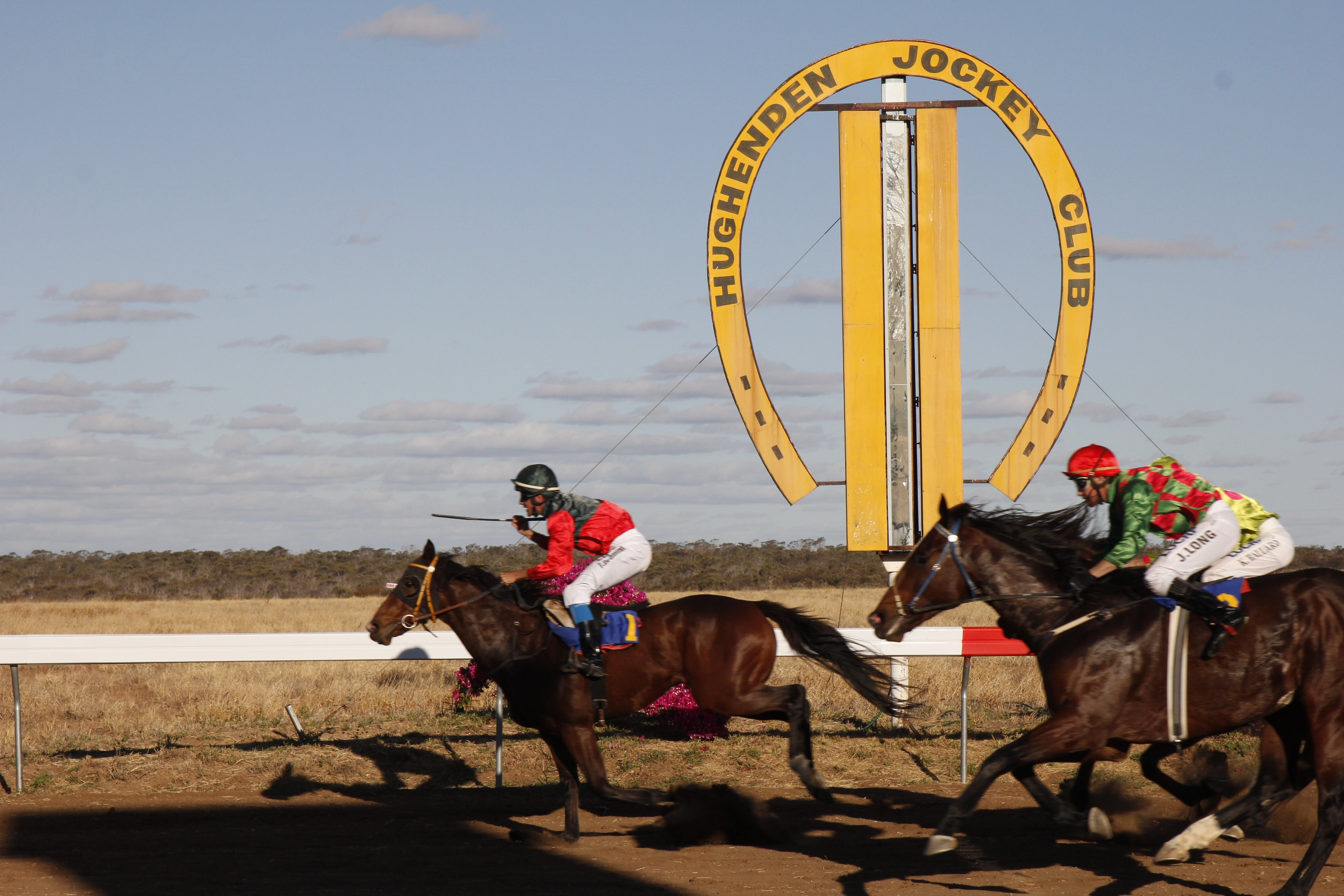 Hughenden  Cup Races - WA Accommodation