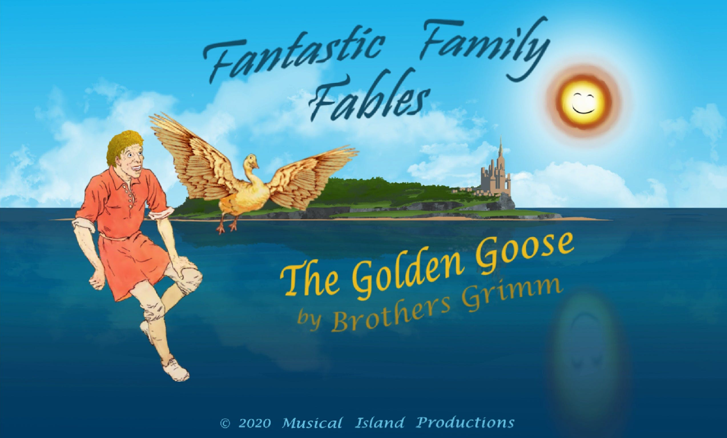 Kids Theatre Online at Home -  Family Fables Hour - WA Accommodation