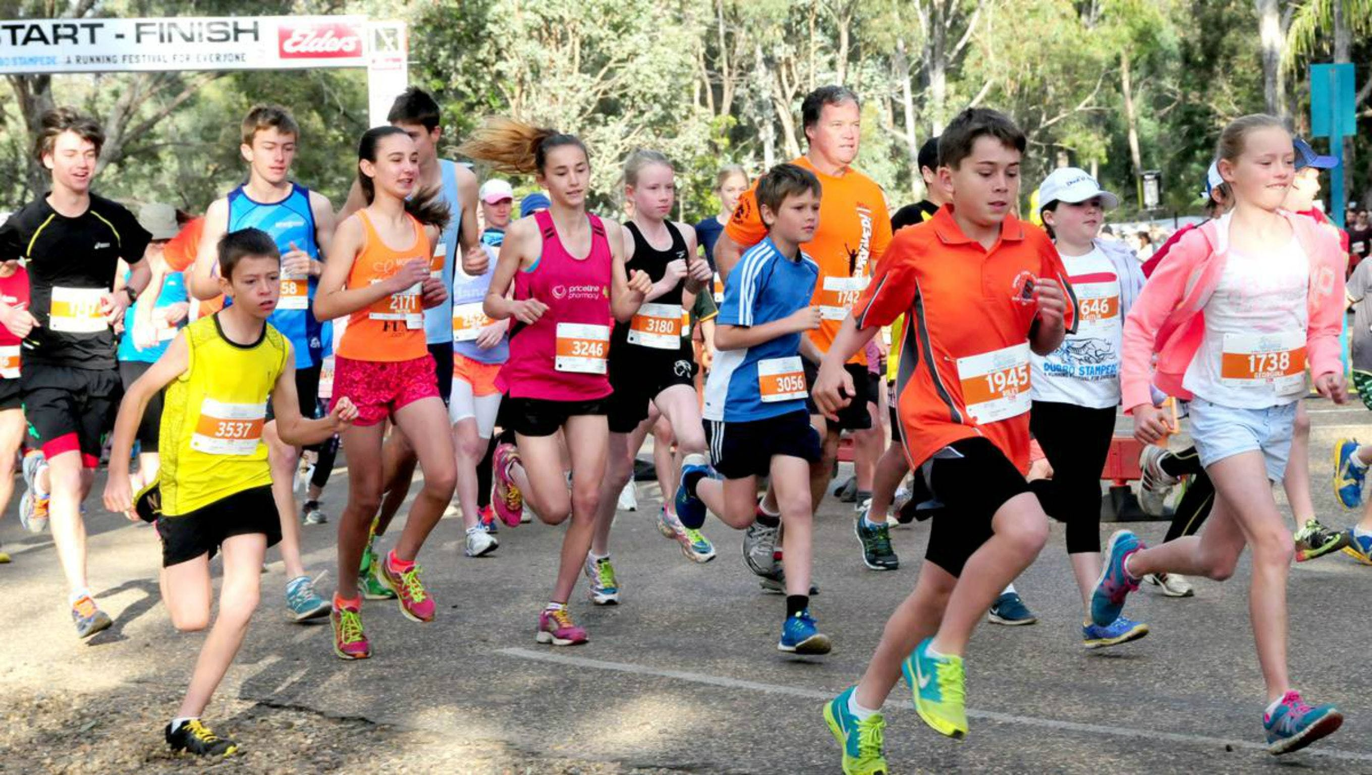 MAAS Group Dubbo Stampede Running Festival - WA Accommodation