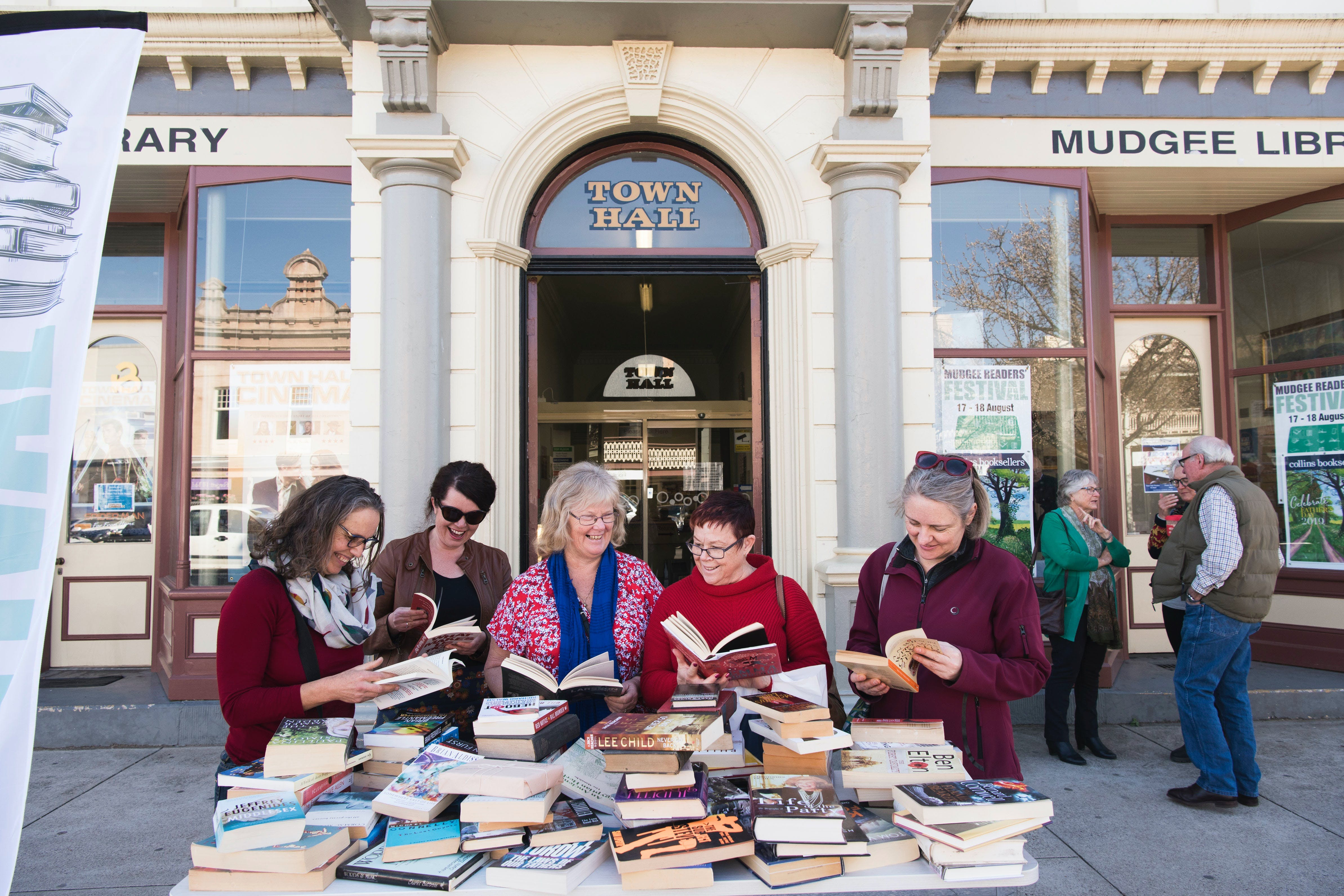 Mudgee Readers' Festival - WA Accommodation