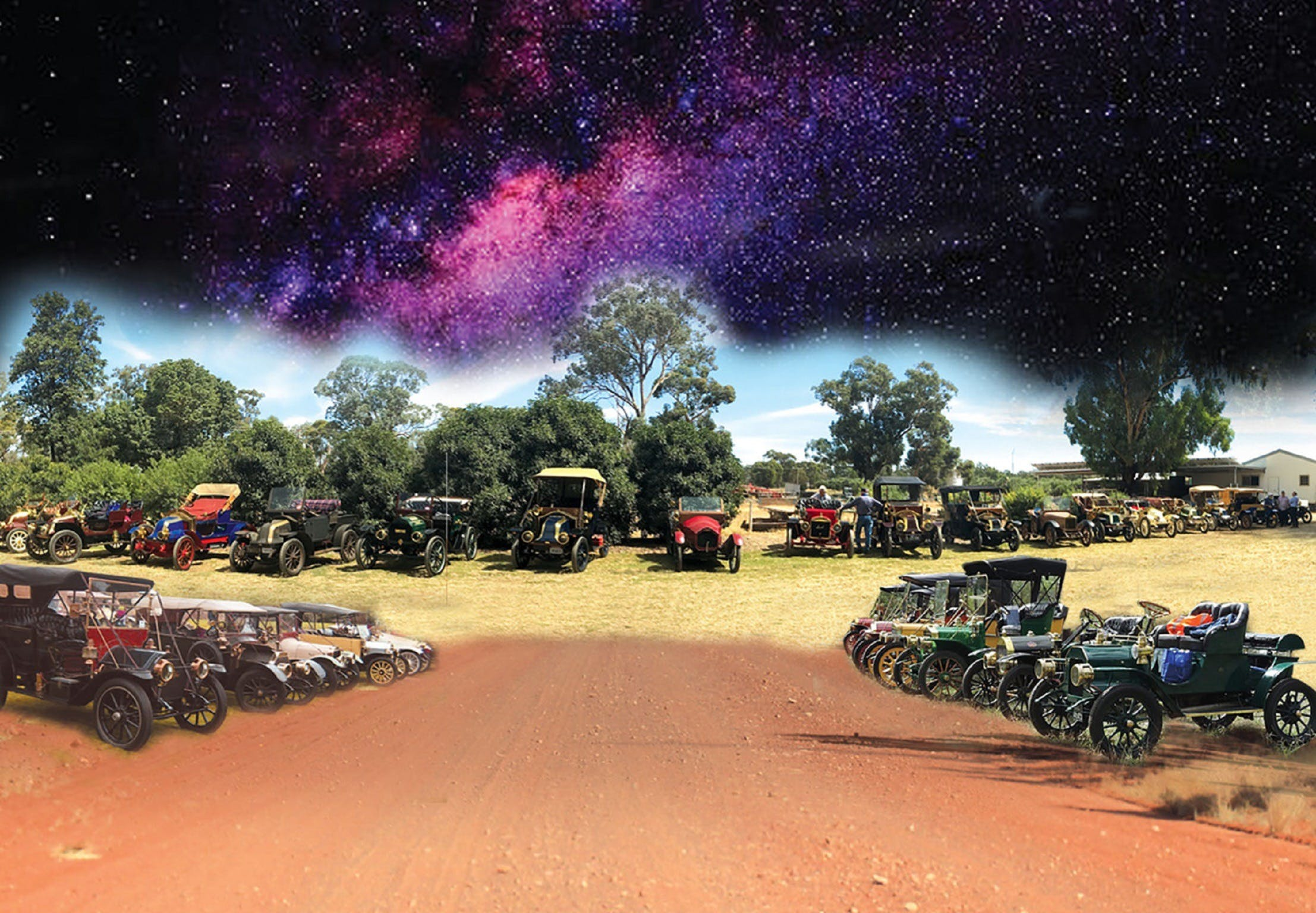 National Veteran 1 and 2 Cylinder Rally - WA Accommodation