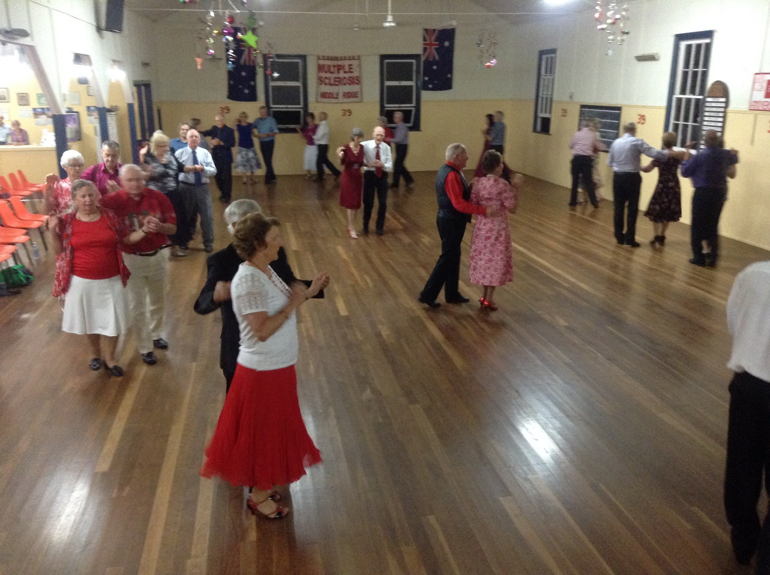 Old Time Dance - WA Accommodation