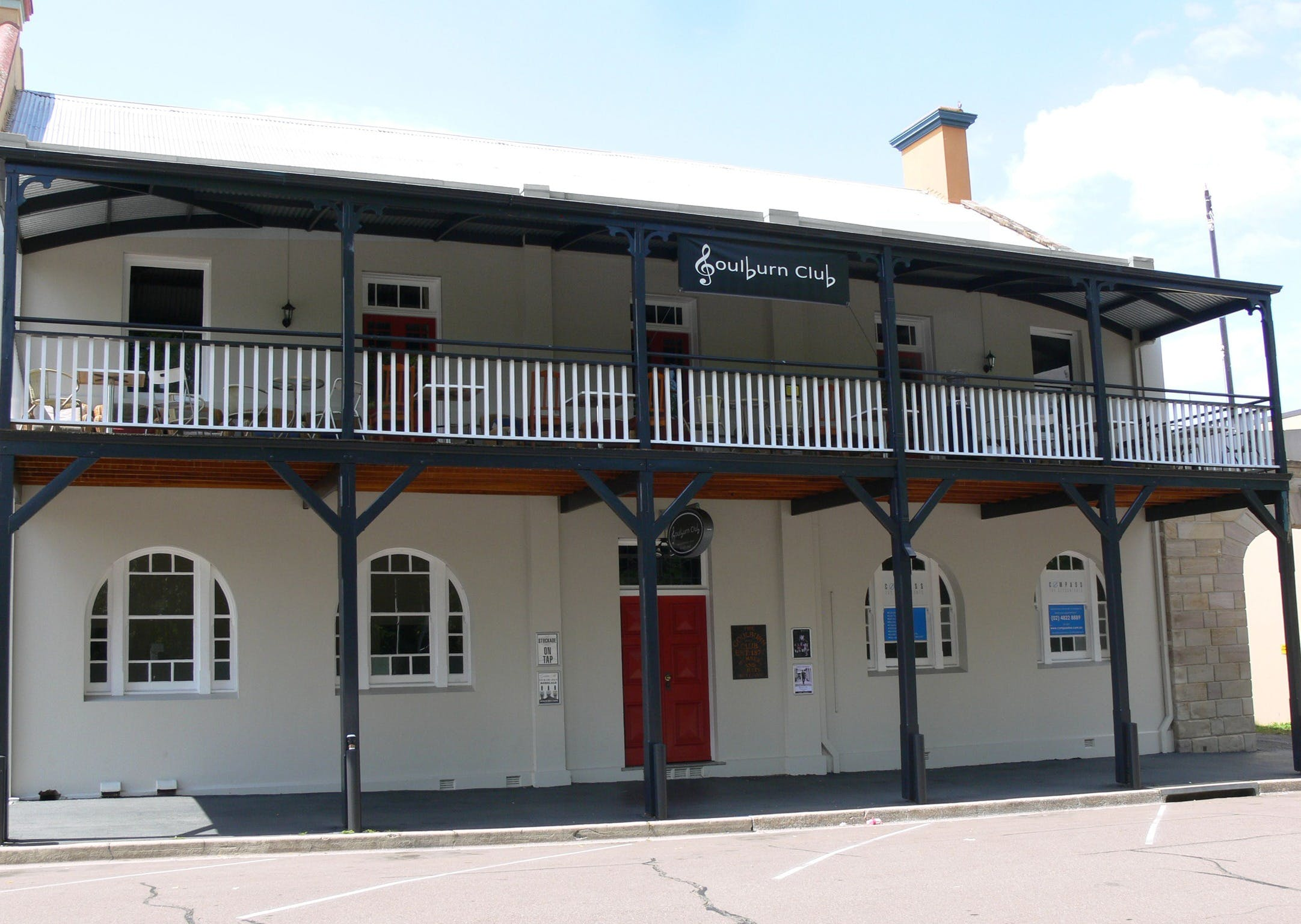 Open Mic Night at the Goulburn Club - WA Accommodation