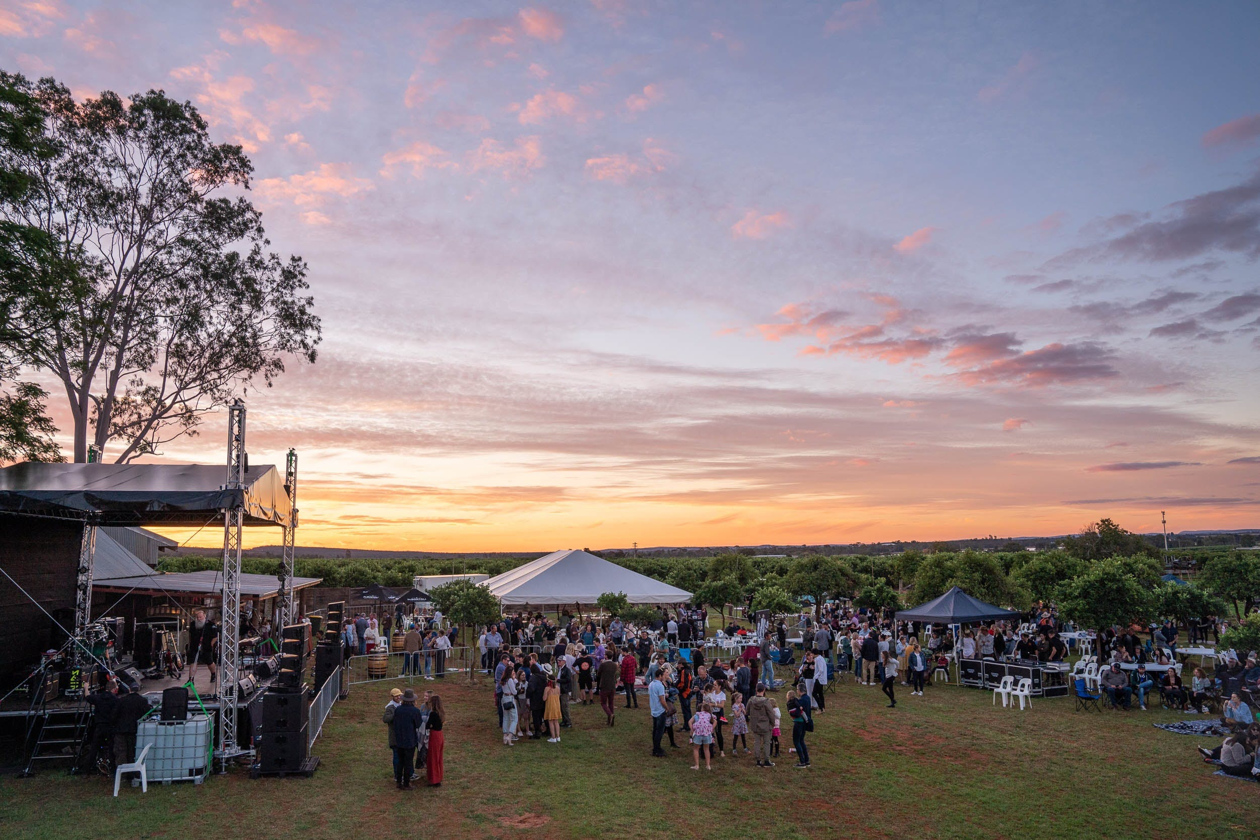 Owen Toyota Murrumbidgee Music Festival - WA Accommodation